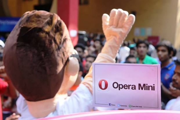 Opera at mood indigo