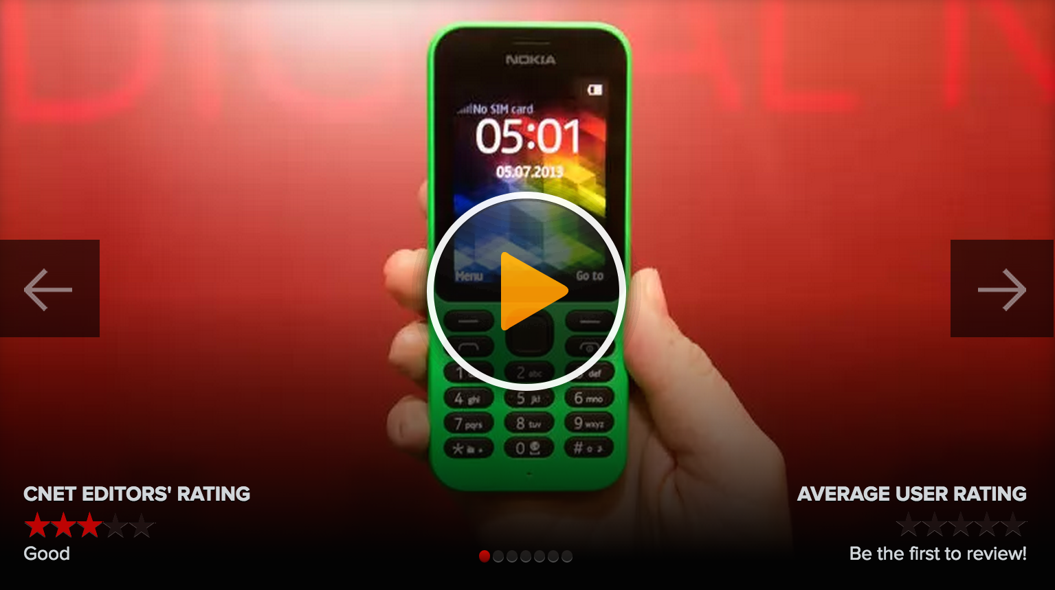 Hands on with the Nokia 215 - Opera India