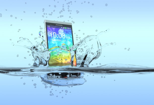 Save your water-damaged phone