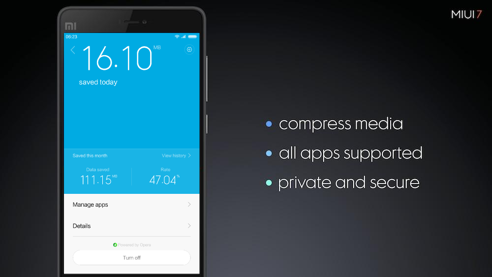 miui 7 powered by opera