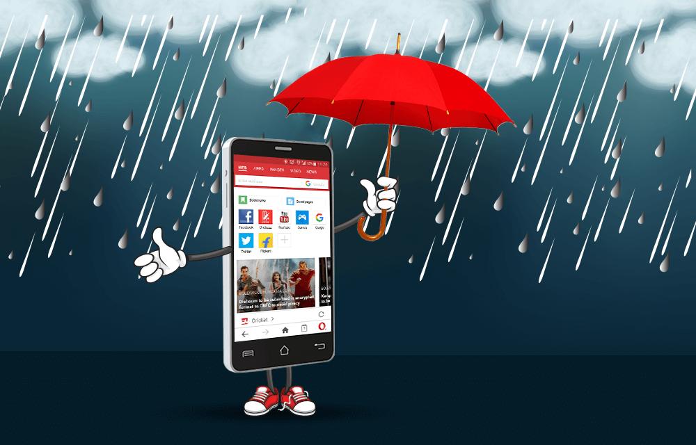 waterproof your phone this monsoon