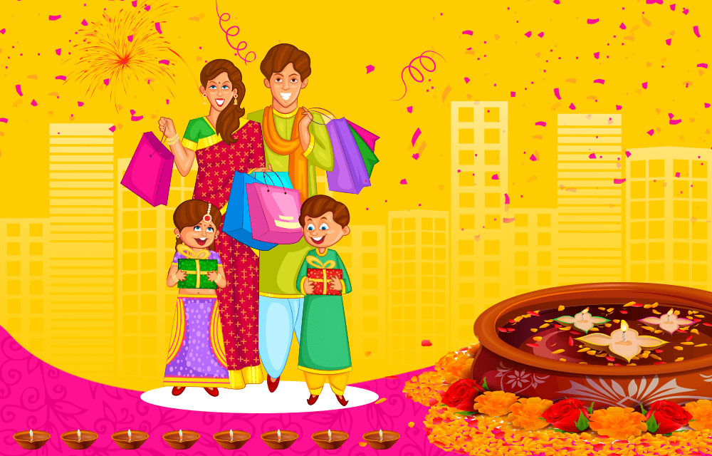 Thumbnail for 'Save money on your online shopping this Diwali'