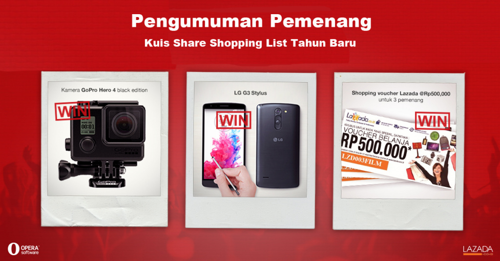 Lazada - Bookmark Sharing