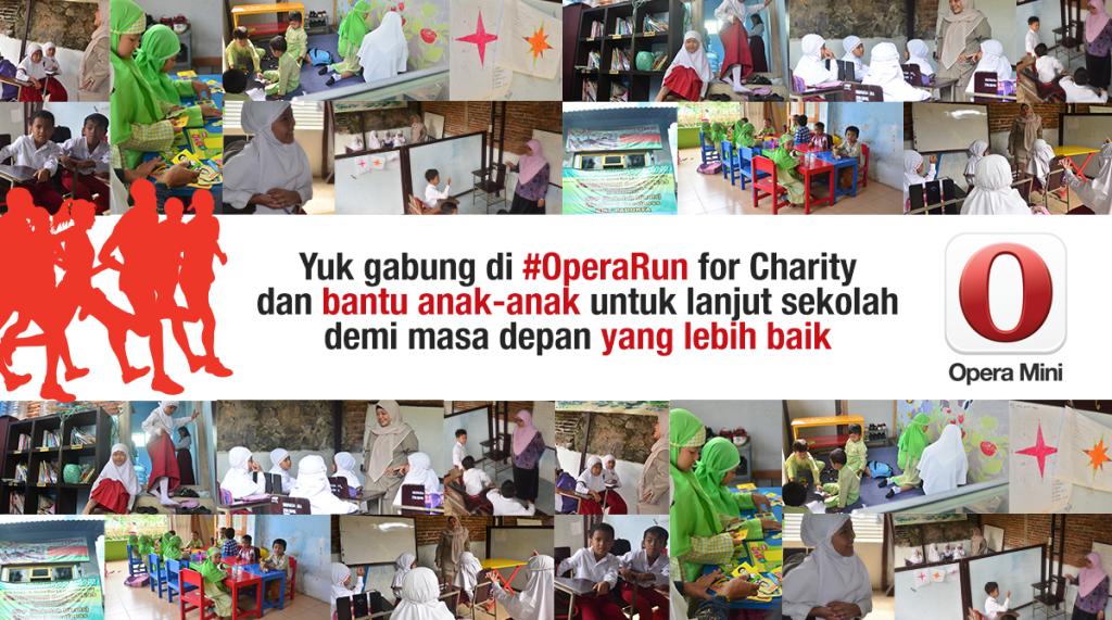 Opera Run for Charity