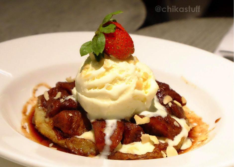 Chika food blogger 2