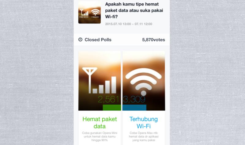 Pengguna Wifi vs Paket Data