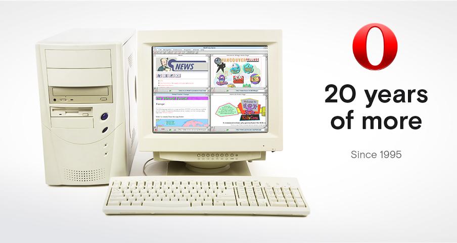 Blog 20 years Opera - 1