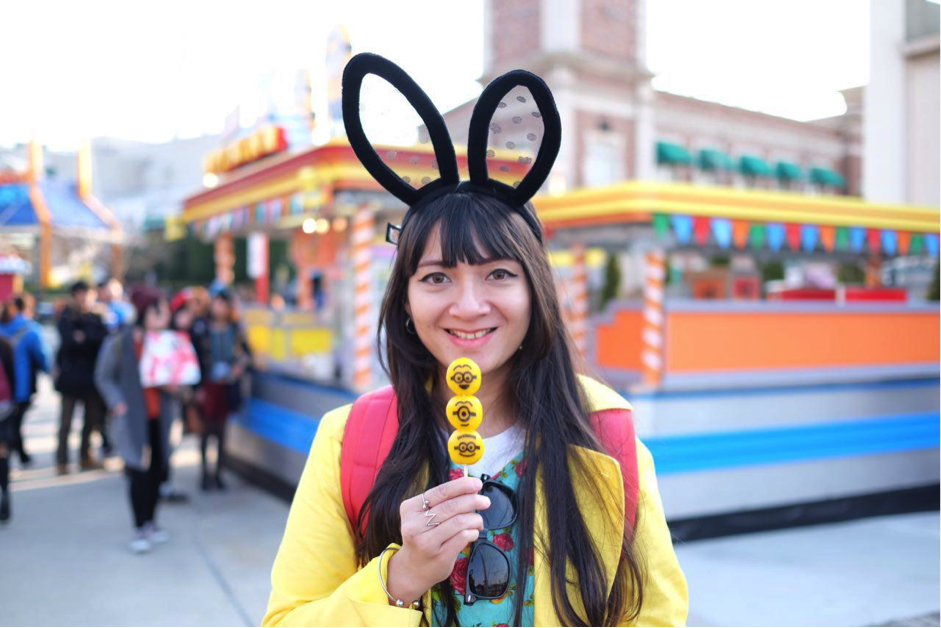 Chika food blogger