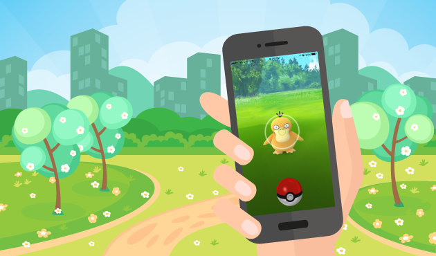 tip sehat bermain pokemon go